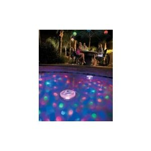 Underwater lightshow