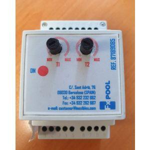 Controle systeem drukknop voorbeeld