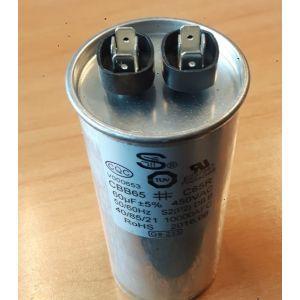 Duratech onderdeel: condensator 5uF (CAPA-DURA-025)