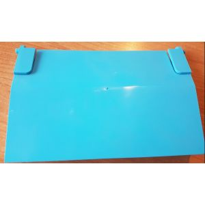 Aquareva skimmerklep adria blauw- 2 stuks