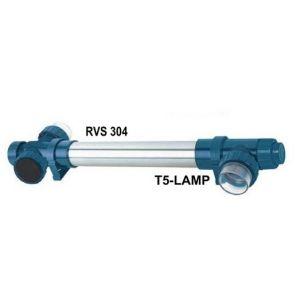Aquaforte Midi Power UV-C unit 40 watt T5 voorkant
