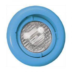 Zwembadlamp richtbaar - Adria blauw voorkant