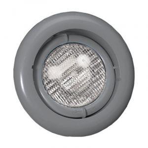 Zwembadlamp richtbaar - Antracietgrijs voorkant