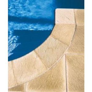 Ardoise randsteen 500 x 350 mm