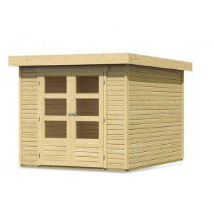 Poolhouse Askola 2  voorkant