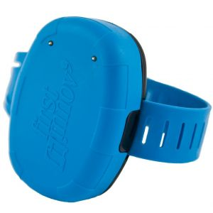 Blue Protect armband blauw voorkant