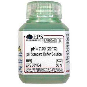 Buffervloeistof pH 7 voorbeeld