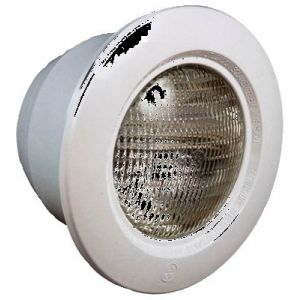 Cofies onderwaterlamp voor betonbaden voorkant