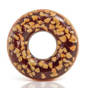 Chocolate donut tube - 56262 voorkant