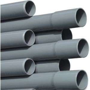 PVC drukbuis 50 mm 10 bar - 6cm