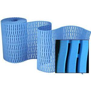 Badmat Durowalk Lichtblauw voorbeeld 1