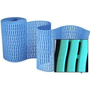 Badmat Durowalk Turquoise voorbeeld 1