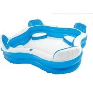 Zwembad Type Family Lounge voorbeeld 1