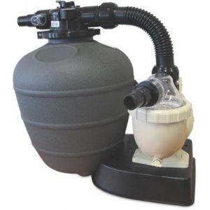 Zandfiltercombinatie FSU-4 voorkant