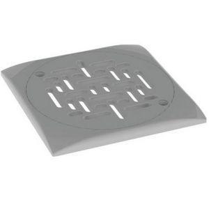 Bodemput design flens - grijs