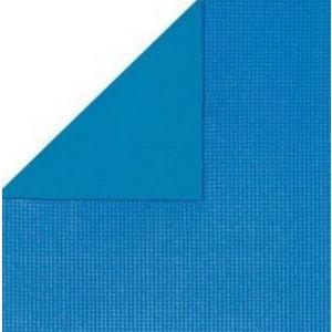 Foamafdekking blauw | prijs per m²