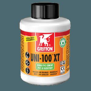 Griffon UNI-100 XT lijm 250ml voorbeeld