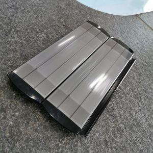 Roldeck PC Solar Eclipse Silver lamellen