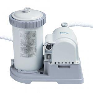 Intex filterpomp van 9463 liter/uur zijkant