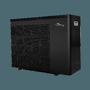 Warmtepomp PPG inverter + 28 kW 400 V voorkant