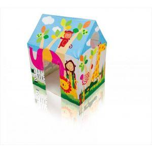 """Intex speelhuis """"Jungle Fun"""" voorbeeld"""
