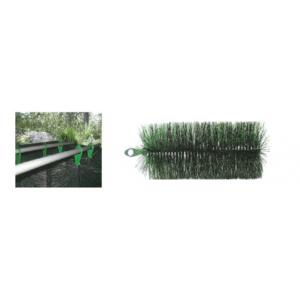 Koi Brush 50 x 15 cm zijkant