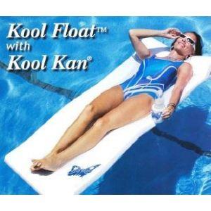 Drijfstoel model Kool Float Wit voorbeeld