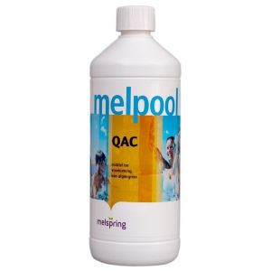 Melpool QAC 1 liter voorbeeld