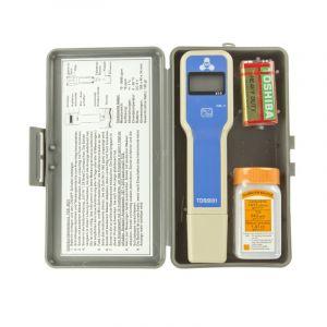 Pocketmeter zoutmeting, 0-9999 ppm (± 1 %) verpakking