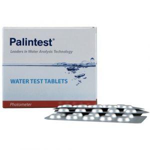 Phenol rood (pH-waarde) tabletten voor photometers verpakking