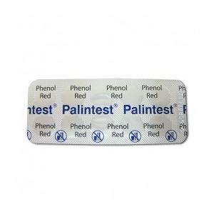 Phenol Red testtabletten verpakking