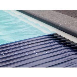 Roldeck lamellen - PC 60 solar bovenkant
