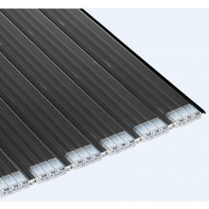 Aquadeck lamellen - PC Solar voorkant