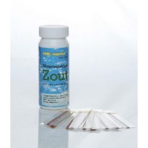Pool Improve teststrips zout