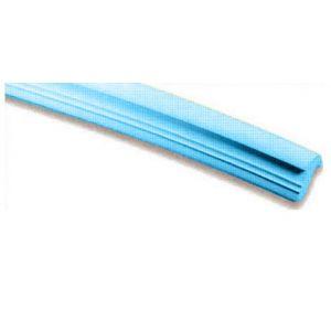 Blokkeerstrip, blauw, per meter voorbeeld