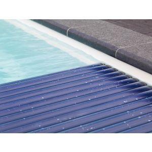 Roldeck lamellen - PVC Solar voorbeeld 1