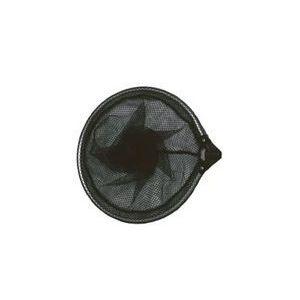 Schepnet zwart Ø 35 cm