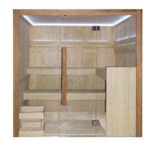 Interline Royal Deluxe sauna