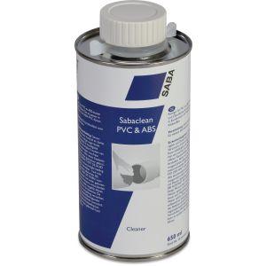PVC & ABS Cleaner - 650 mlvoorbeeld