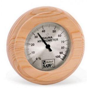 Hygrometer Pine rond