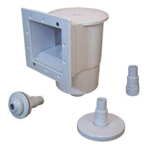 Aanbouwskimmer folie/paneelbaden voorkant