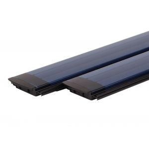 Roldeck lamellen - PC Solar Eclipse blauw voorkant