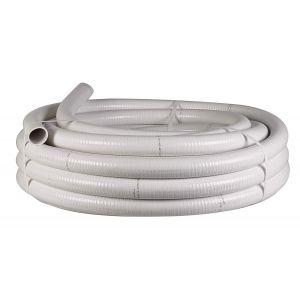 Flexibele PVC slang 63 mm NOVOFLEX versterkt | per meter