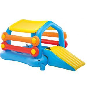 Speeleiland met glijbaan - 58294 voorbeeld