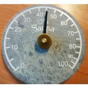 Hygrometer Speksteen