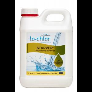 Starver Jerrycan van 2,5 liter verpakking