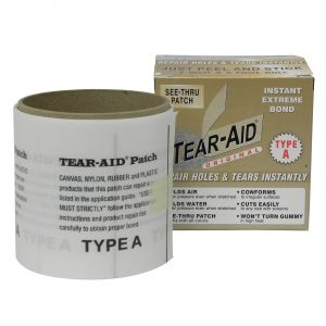 Tear-Aid A - 150 x 7,6 cm verpakking