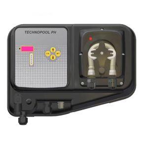 Doseersysteem Technopool pH voorbeeld