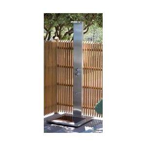 Terrasdouche - grote straal  voorbeeld