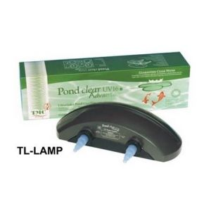 TMC pond clear UV-C unit 16 watt  voorkant